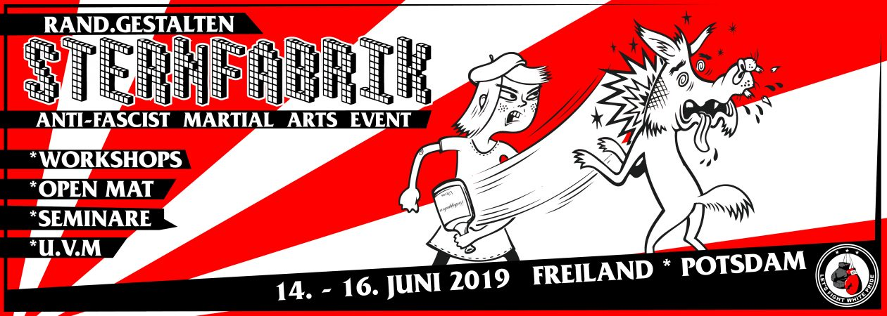 emanzipatorisches (Kampf-)Sportwochenende   14.-16. Juni 2019   Potsdam   FreiLand